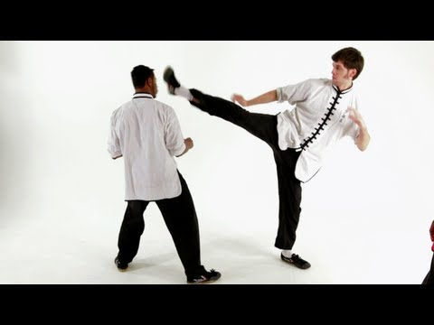 6 Kicking Techniques | Shaolin Kung Fu