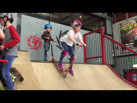 Revolution Skatepark - Easter Skate and Scoot Camp