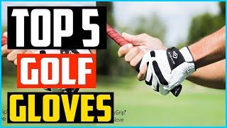 Top 5 Best Golf Gloves In 2020 – Reviews