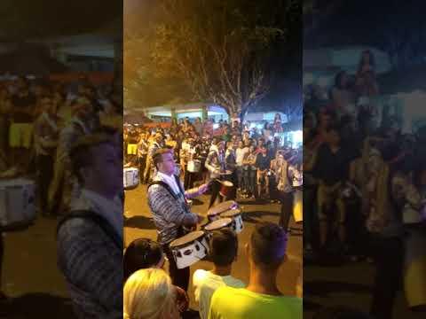 Encontro de bandas em bezerros 15/11/2017. Última apresentação de Gabriel na percussão, toca muito..