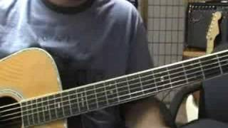 Better Days by Anthony Hamilton guitar lesson