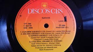 Djavan (1989 vinyl rip / full album)