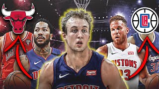 I Traded Everyone On The Detroit Pistons Except Luke Kennard (And This Is What Happened)