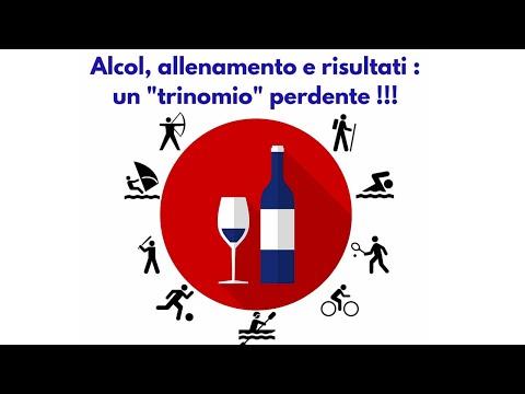 Punture a dipendenza alcolica