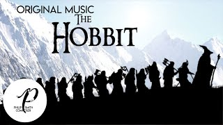 The Hobbit There And Back Again FanMade Soundtrack  Music By Phil Smith