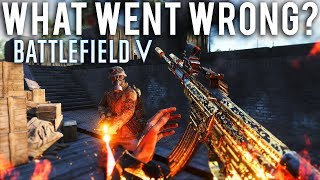What went wrong Battlefield 5 ?