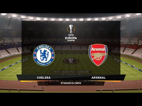 Chelsea Vs Arsenal 4-1 | UEFA Europa League FINAL | 29.05.2019