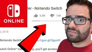 WHY EVERYONE HATES SWITCH ONLINE!