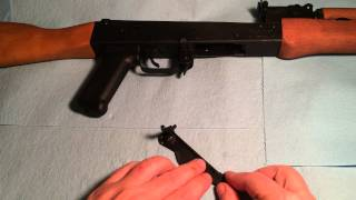 Fix tight safety selector AK 47