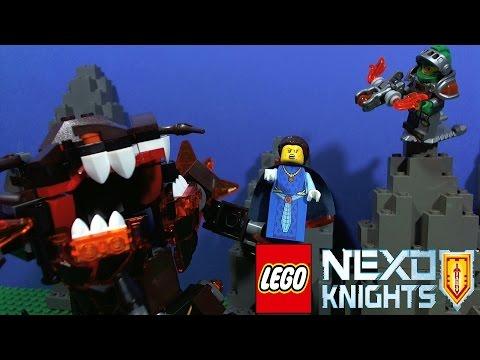 Vidéo LEGO Nexo Knights 70325 : Infernox capture la Reine
