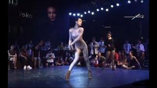 最娘的国际冠军,穿上女装跳舞的AC,比妹纸的还妖娆