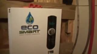 Ecosmart ECO 27 Electric Tankless Water Heater Honest Review