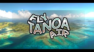 ArmA 3 Bush Pilot Mod Fly Tanoa Air Off Airport Landing and Take off