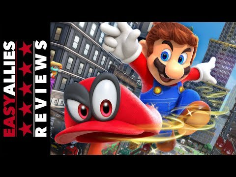 Super Mario Odyssey - Easy Allies Review - YouTube video thumbnail