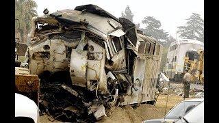 Chatsworth train collision 10 years later