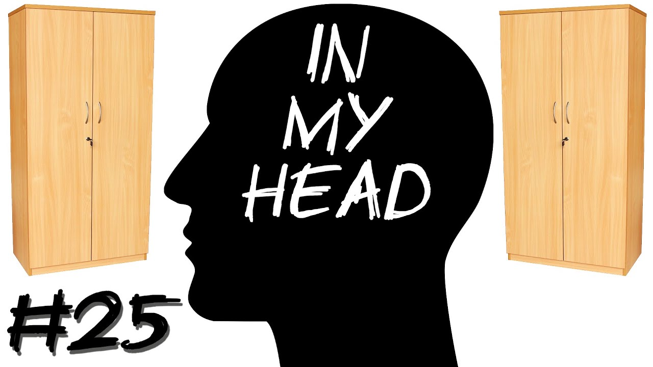 [In My Head] Episode 25 – In meim Schrank (Teil 2: Videospiele & Konsolen)