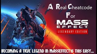 Mass Effect 2 LE Cheat Codes