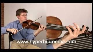 Dark Eyes Swing Violin Fiddle Lesson 8 Tim Kliphuis