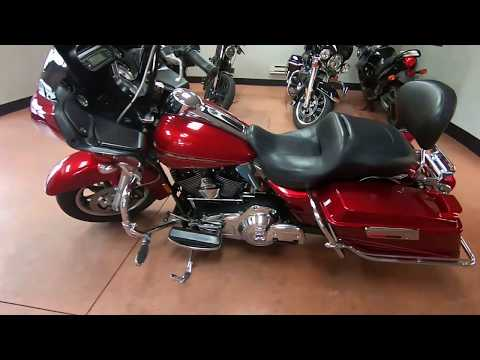 2008 Harley-Davidson Touring Road Glide FLTR
