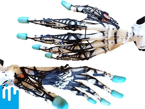 Robotická ruka - Novinky z vědy a techniky #102