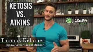 Ketosis vs Atkins Diet | #ScienceSaturday