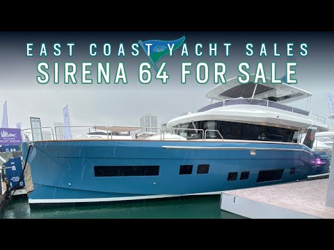 NEW SIRENA 64: SOLD by Ben Knowles from East Coast Yacht Sales