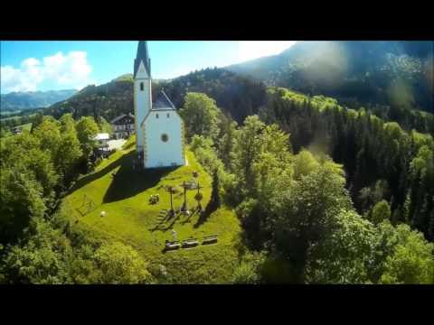 Blick auf Ebbs am Kaisergebirge von St  Nikolaus