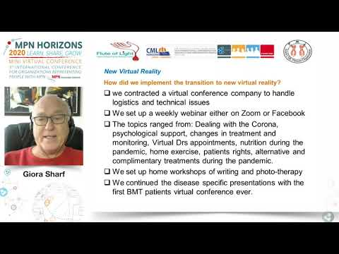 Overcoming The Covid 19 Pandemic Challenges Giora Sharf