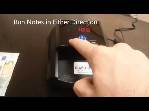 Valuuta kontrollimise pliiats SAFESCAN 30