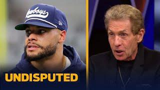Skip suspects Dak Prescott is taking shots at former Cowboys' coach Jason Garrett | NFL | UNDISPUTED