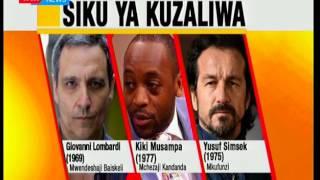 Soka ya Chipukizi-Express Soccer Academy; Maurice Olunga: Zilizala Viwanjani pt 1