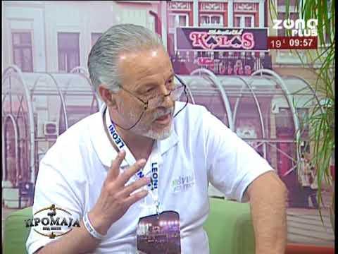 """Ćira iz """"Nišvila"""" u programu uživo pocepao """"Narodne novine"""" jer ne izveštavaju o festivalu"""