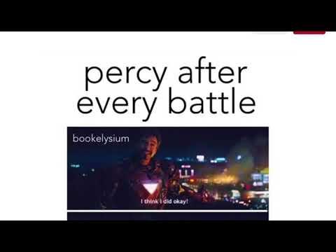 Percy Jackson Memes (Part 5)