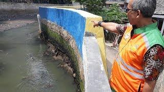 Tanggul Baswedan Bantu Redam Banjir di Jati Padang