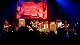 As Blood Runs Black - Hester Prynne - Live @ Never Say Die Tour 09, Ljubljana
