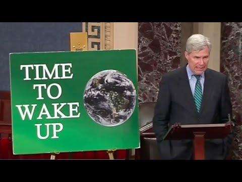 Senator Sheldon Whitehouse's BRILLIANT Speech on Dark Money, Fake News, & Climate Denial