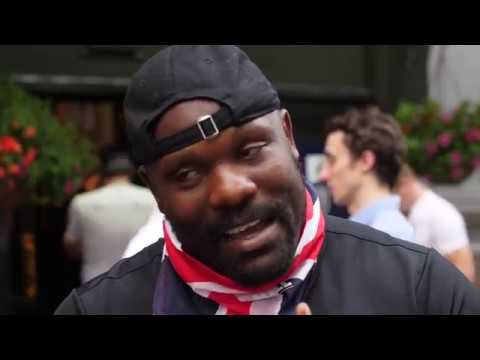 Dereck Chisora EXCLUSIVE: David Haye might COME BACK –  boxing