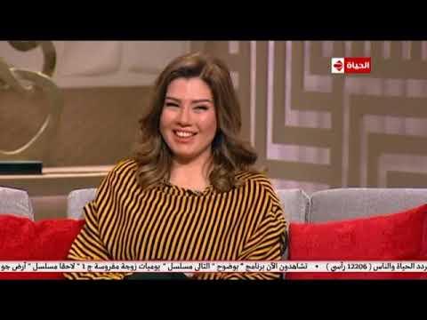 """رانيا فريد شوقي عن دورها في """"عوالم خفية"""": قد يكون عن سعاد حسني"""