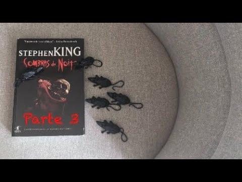 Sombras da Noite de Stephen King e o serial Killer de Goiânia
