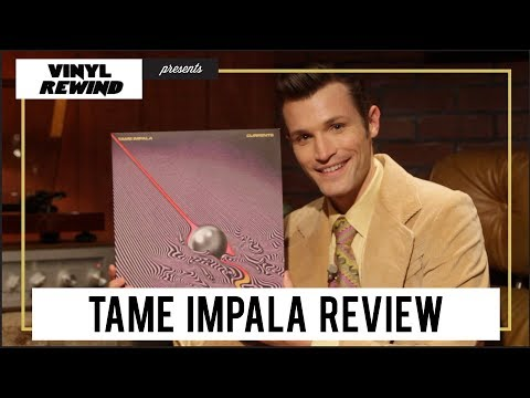Tame Impala – Currents vinyl album review