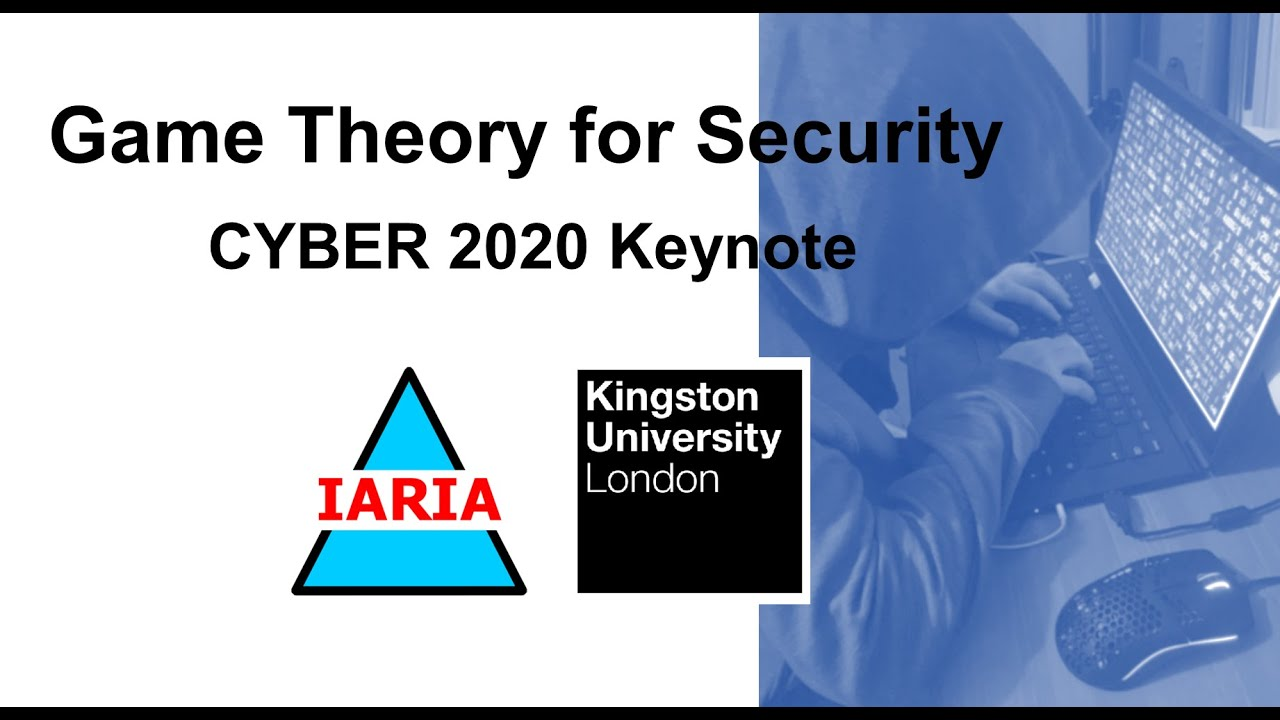 CYBER 2020 Keynote Lecture