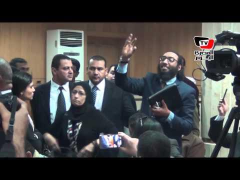 طرد محامي من مؤتمر«عاشور» لمطالبته بمعرفة مكان زميله «المختفي قسرياً»