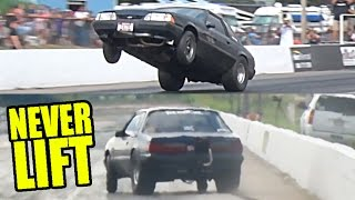NO LIFT Beater Bomb - INSANE Driving Skills!!