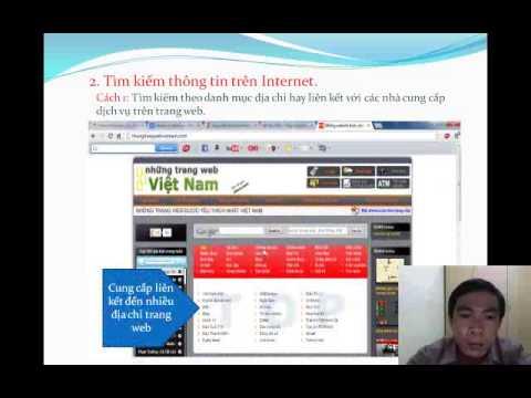 Bài 22: Một số dịch vụ cơ bản của Internet ( Nguồn: ST)