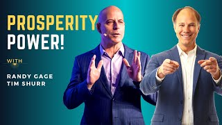 Mesmerizing Podcast - Randy Gage & Tim Shurr - Creating Prosperity!