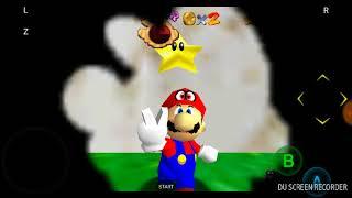 Jugando Un Hack De Mario 64#1