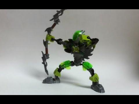 Vidéo LEGO Hero Factory 44006 : Breez