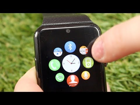 🔴Yamay Bluetooth Smartwatch / Uhr ⭐⭐⭐⭐⭐ Review / TEST / DEUTSCH