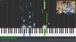 Fairy Tail Opening 3 - Ft. (Synthesia)