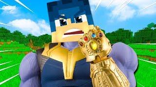Minecraft ITA - STEF E' DIVENTATO THANOS!!